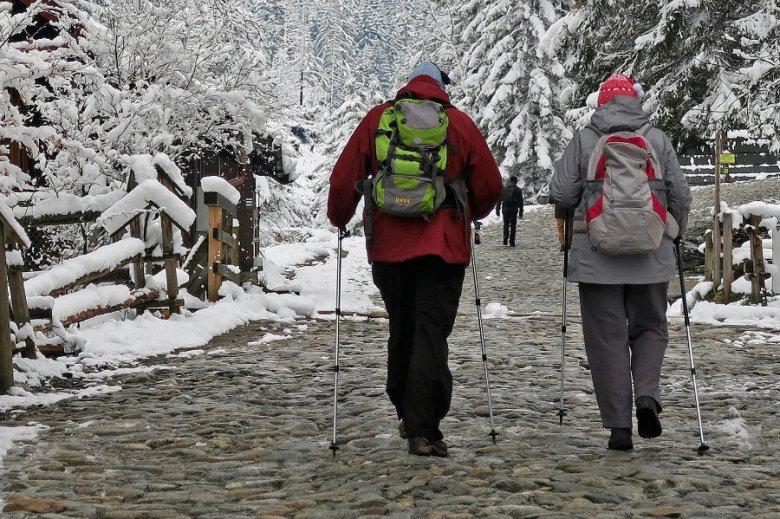 W Tatrach, zgodnie z przewidywaniami, po raz pierwszy w tym roku spadł śnieg.