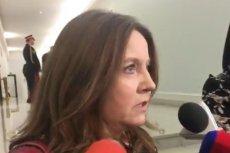 Joanna Lichocka ma nowe tłumaczenie swojego zachowania w Sejmie.