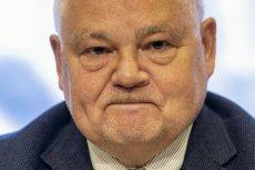 Adam Glapiński zapowiedział, że nie bierze pod uwagę swojej dymisji ze stanowiska szefa NBP.