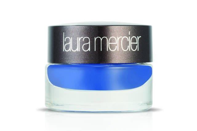 Kremowy, trwały Cream Eyeliner w kolorze Cobalt Blue Laura Mercier / Douglas