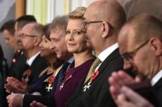 Czy Małgorzata Kożuchowska powinna przyjąć odznaczenie od prezydenta?