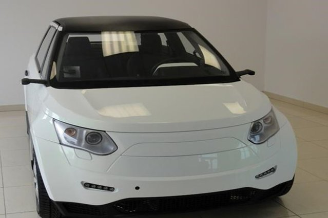 ELV001 to elektryczny samochód z Mielca, który od zera do 100 km/h potrafi rozpędzić się w zaledwie 6 sekund, ale nie jeździ po drogach bo nie ma homologacji.