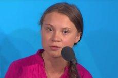 Greta Thunberg odwiedziła Polskę. Pojawiła się m.in. w Kleszczowie.