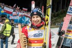 Kamil Stoch został mistrzem Polski w skokach narciarskich.