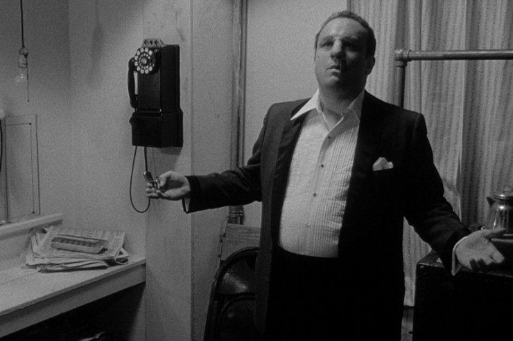 """Za swoją rolę we """"Wściekłym byku"""" de Niro dostał Oscara."""