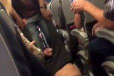 To, co linie lotnicze United Airlines zgotowały jednemu ze swoich pasażerów, wzbudziło oburzenie na całym świecie.