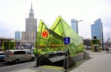 """Według """"Bilda"""" Warszawa jest bardziej niebezpieczna od Brukseli i Paryża."""