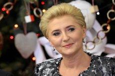 Senyszyn zaatakowała żonę prezydenta.