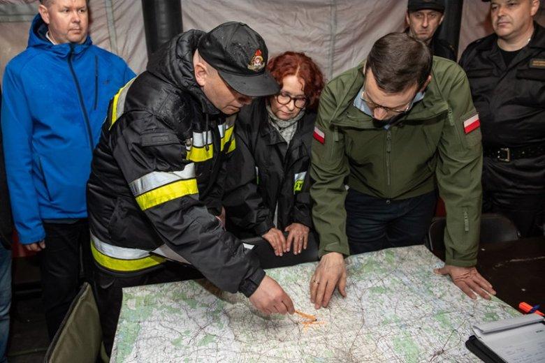 Internauci krytykują Elżbietę Kruk za wizytę na Lubelszczyźnie.