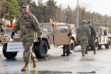 Kilka dni i już pięć wypadków drogowych z udziałem amerykańskich żołnierzy stacjonujących w Polsce.