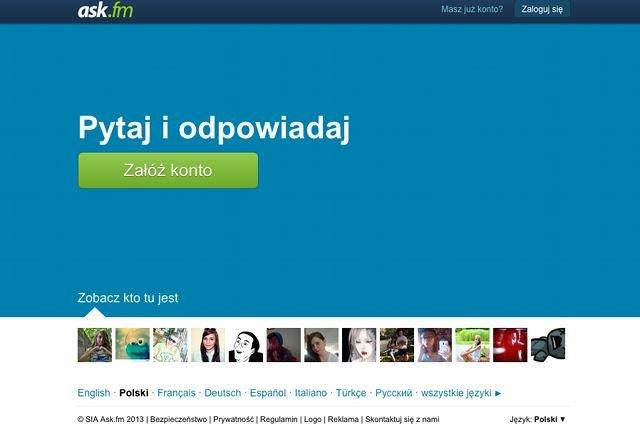 Portal Ask.fm zmienia politykę bezpieczeństwa. Chce efektywniej walczyć z cyberprzemocą