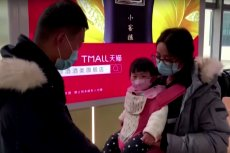 Niektóre Chińskie miasta zostały odcięte od świata