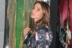 Weronika Rosati błyszczała na ściance w Los Angeles.