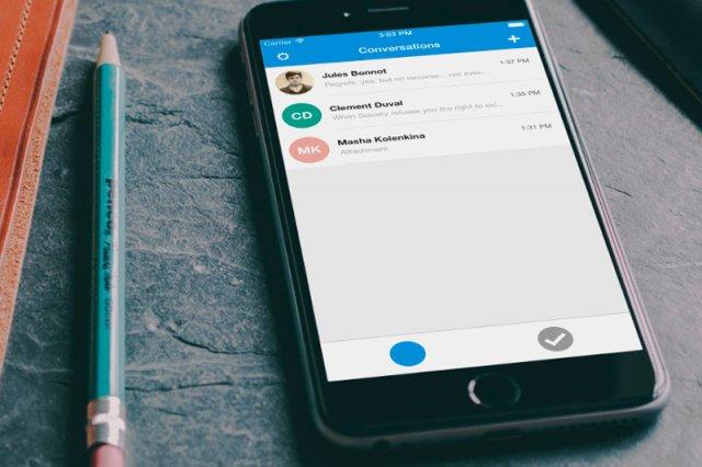 Signal Private Messenger to obecnie aplikacja pozwalająca najlepiej przeciwstawić się inwigilacji. Pozwala na prowadzenie szyfrowanych rozmów telefonicznych i szyfrowaną wymianę wiadomości tekstowych, oraz multimedialnych.