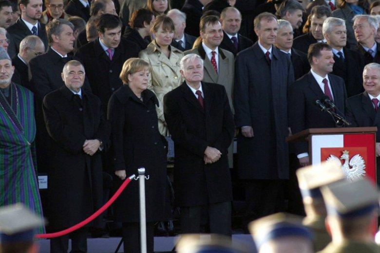 90. rocznica odzyskania niepodległości. Prezydent Kaczyński zaprosił innych przywódców.