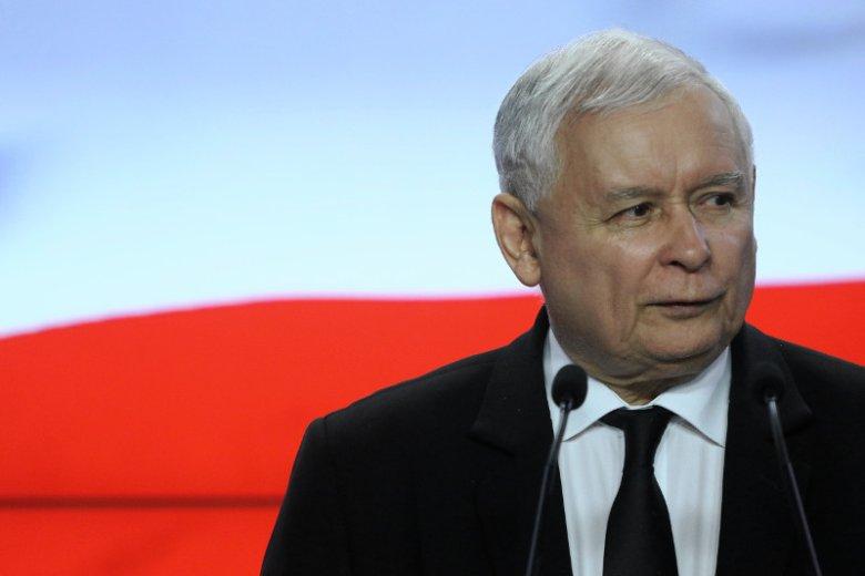 Jarosław Kaczyński na antenie Polskiego Radia odniósł się do zmiany w ustawie o IPN.