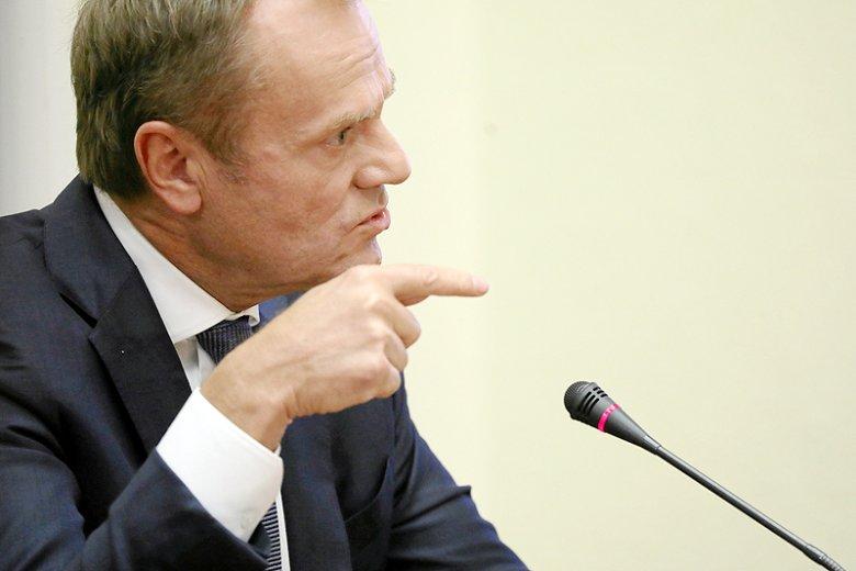 Szef Rady Europejskiej Donald Tusk 17 czerwca ma pojawić się na sejmowej komisji śledczej ds. VAT.