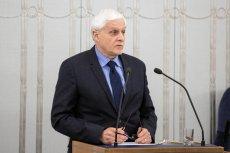 Dariusz Zawistowski zrezygnował z funkcji szefa Krajowej Rady Sądownictwa – poinformowała Krystyna Pawłowicz.  Odejście ma być protestem przeciwko reformie KRS.