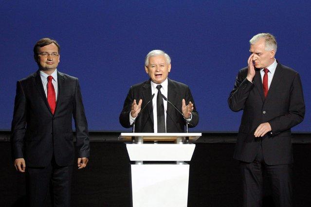 Jarosław Gowin ogłosił powstanie nowej partii w Zjednoczonej Prawicy