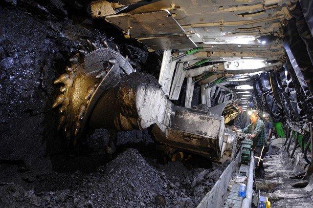 Górnicy boją się o miejsca pracy