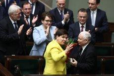 Premier Szydło podała się do dymisji. Zastąpi ją Mateusz Morawiecki.