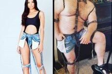 Szał na punkcie wyciętych dżinsów Camar trwa!