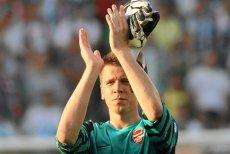 Wojciech Szczęsny w barwach Arsenalu Londyn