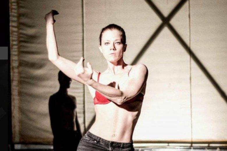 """Wiola Fiuk jest współzałożycielką tanecznego kolektywu """"Dziki Styl Company"""""""