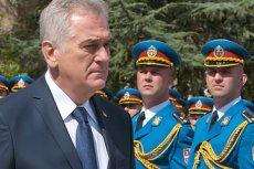 Serbskie wojsko  weźmie udział w paradzie w Moskwie. Defiladę będzie oglądał prezydent Tomislav Nikolić