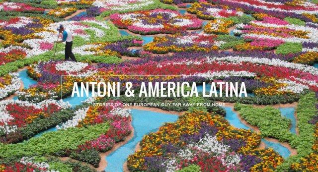 Święto Kwiatów 'Feria de las Flores' w Medellin, Kolumbia