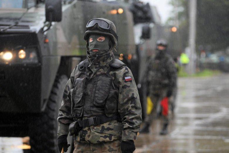 W Słupsku ćwiczą rezerwiści, a na poligonie w Orzyszu rozpoczynają się ćwiczenia wojskowe Anakonda 14.