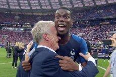 """Francja po 20 latach znowu piłkarskim mistrzem świata! Radość """"Les Bleus"""" była ogromna."""
