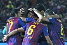 Czy piłkarze Barcelony będa mieli dziś okazję do świętowania?