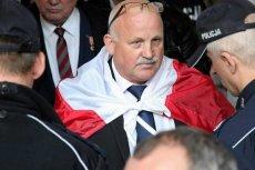 Prokuratura wszczęła śledztwo w sprawie niedzielnego marszu Piotra Rybaka w Oświęcimiu.