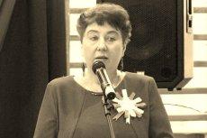 Nie żyje burmistrz Zgierza. Miała 58 lat.
