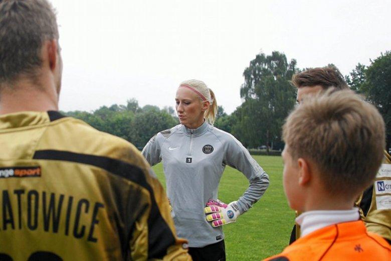Katarzyna Kiedrzynek motywuje nie tylko kobiety.