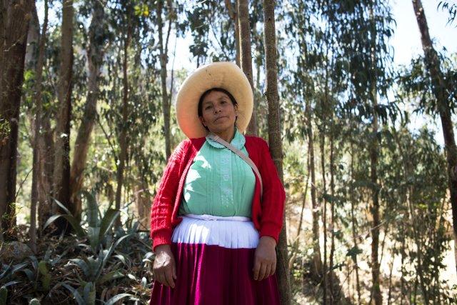 Máxima Acuña - Cajamarca - Peru