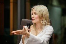 Magdalena Ogórek chciała się wybronić od oskarżeń o antysemityzm. Nie wyszło.