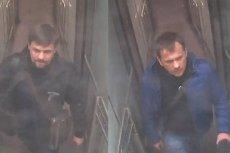 Brytyjska policja opublikowała zdjęcia podejrzanych o otrucie Siergieja Skripala.