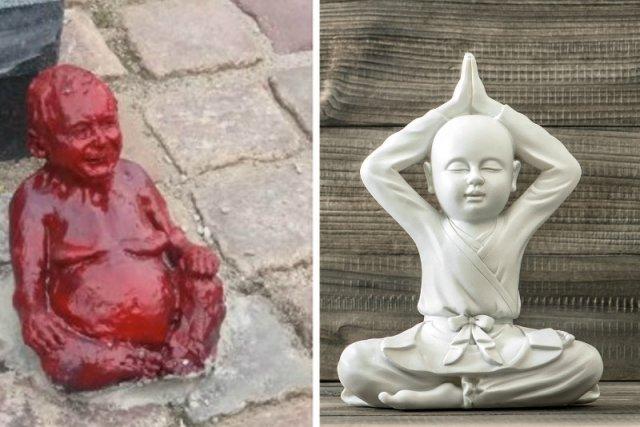 Budda może mieć każdą twarz, także Jarosława Kaczyńskiego.