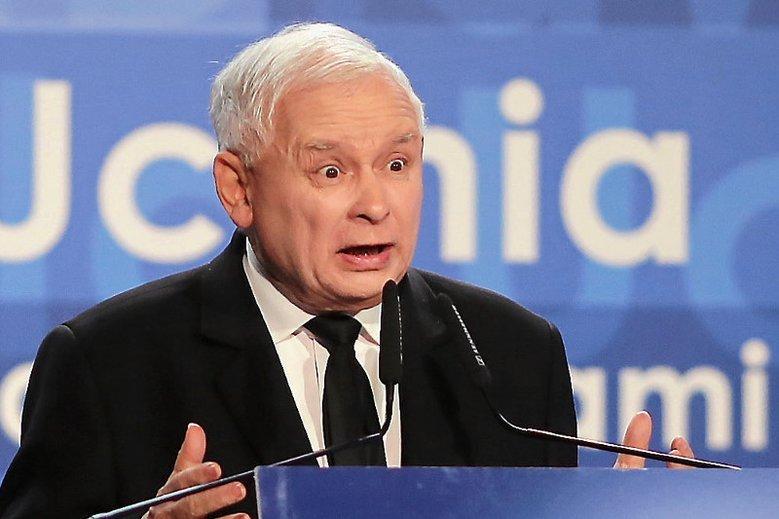 Jarosław Kaczyński może cieszyć się z takiego sondażu. Pytanie tylko, czy jest miarodajny?