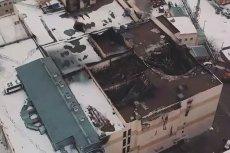 Temperatura dochodziła do 700 stopni, a wyjścia ewakuacyjne z centrum handlowego były zamknięte. Nieoficjalnie mówi się nawet o 400 ofiarach pożaru w Kemerowie.