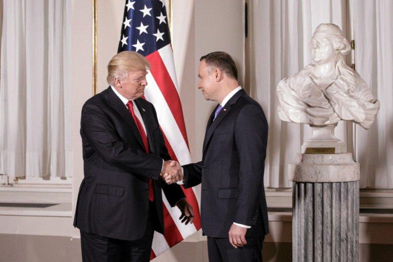 Prezydent Polski nie ma szczęścia, co do czasu wizyty w Białym Domu.