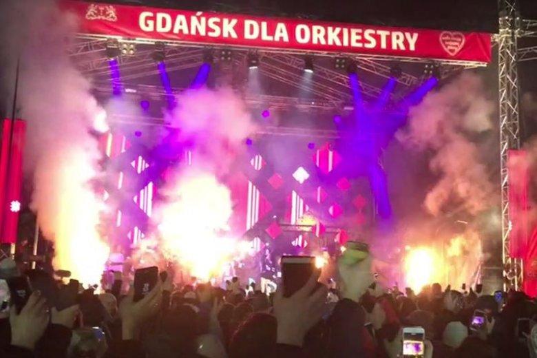 Oto nagranie z ataku na prezydenta Gdańska.