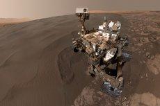 Marsjański łazik zrobił sobie selfie.