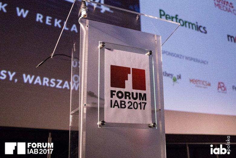 Bilety na Forum IAB 2017 wyprzedały siębłyskawicznie.