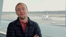Mateusz Klimek, manager w liniach lotniczych