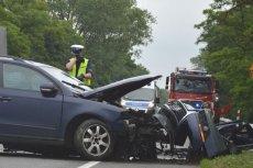 Rok temu Niemiec doprowadził do wypadku na drodze pod Malborkiem. Takich zdarzeń w Polsce jest co roku o wiele więcej.