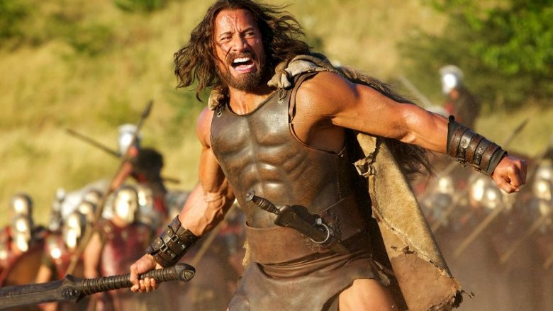 "Kadr z filmu ""Herkules""."