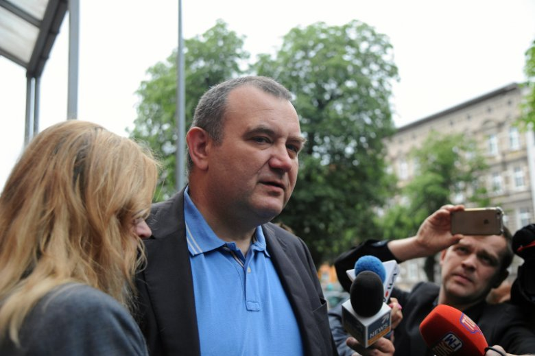 Stanisław Gawłowski może wrócićdo aresztu. Spędził tam w tym roku jużtrzy miesiące.